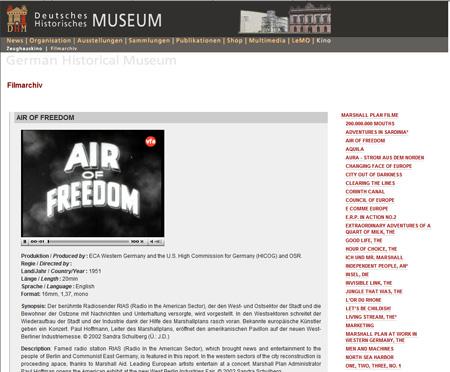 essay film german german library