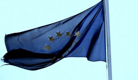 European Union flag / santacrucero, flickr