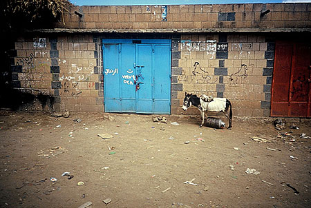 Closed doors in Yemen, but not just in the streets / Photo: eesti, flickr