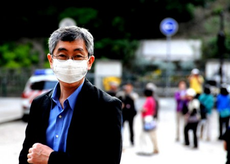 Travelling with Swine Flu / Photo: Diego Cupulo, flickr