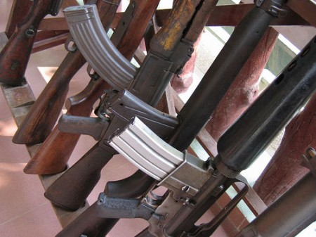 Kalashnikov: Photo: melomelo/flickr
