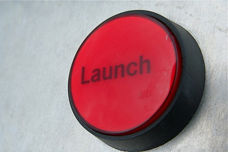 Small button, big consequences / Photo: Steven De Polo, flickr