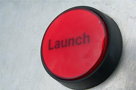 Small button, big consequences / Photo: Steven De Polo, flickr
