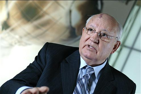 Mikhail Gorbachev / Photo: European Parliament,flickr