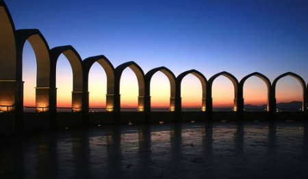 Pakistan National Monument, near Zero Point, Islamabad / Photo: Muzaffar Bukhari