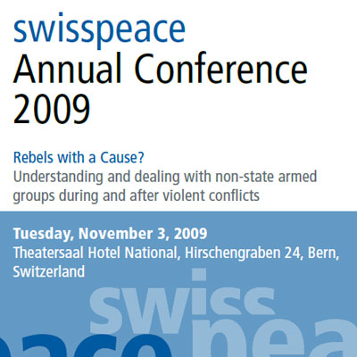 Swisspeace Annual Conference