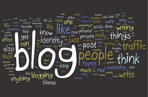Blogs, blogs, blogs, photo: Kristina B/flickr