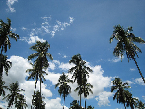 Waiting for blue skies over Mindanao, photo: monnaka/flickr