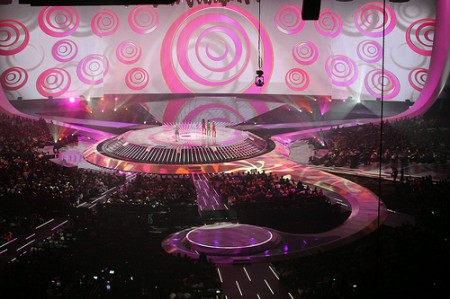 Serbia Eurovision Song Contest 2011, courtesy of flickr