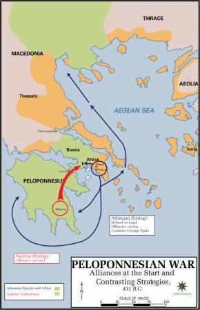 Pelopponesian War