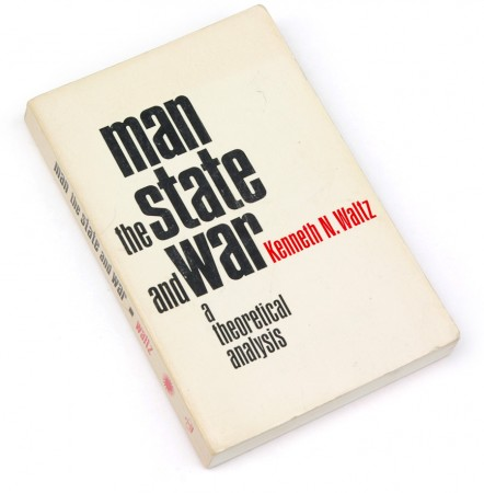 Man, the State and War: an IR classic