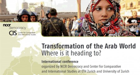 Transformation of the Arab World: Where are We Heading to?