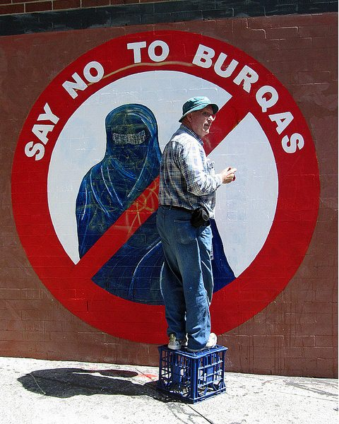 Say No to Burqas