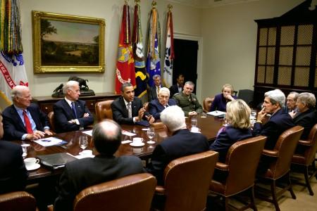 START Treaty meeting