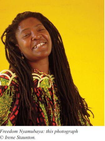 Freedom Nyamubaya