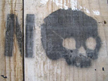 stencil NO