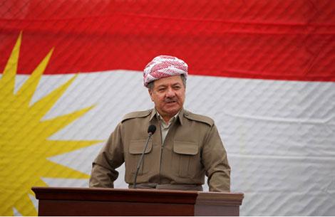 President Masoud Barzani
