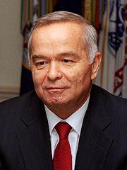 Islam Karimov, the recently deceased former President of Uzbekistan. Courtey of Helene C Stikkel/Wikimedia