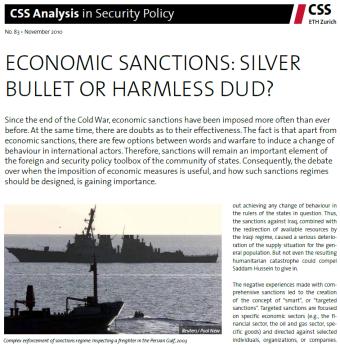 CCS Analysis No 83