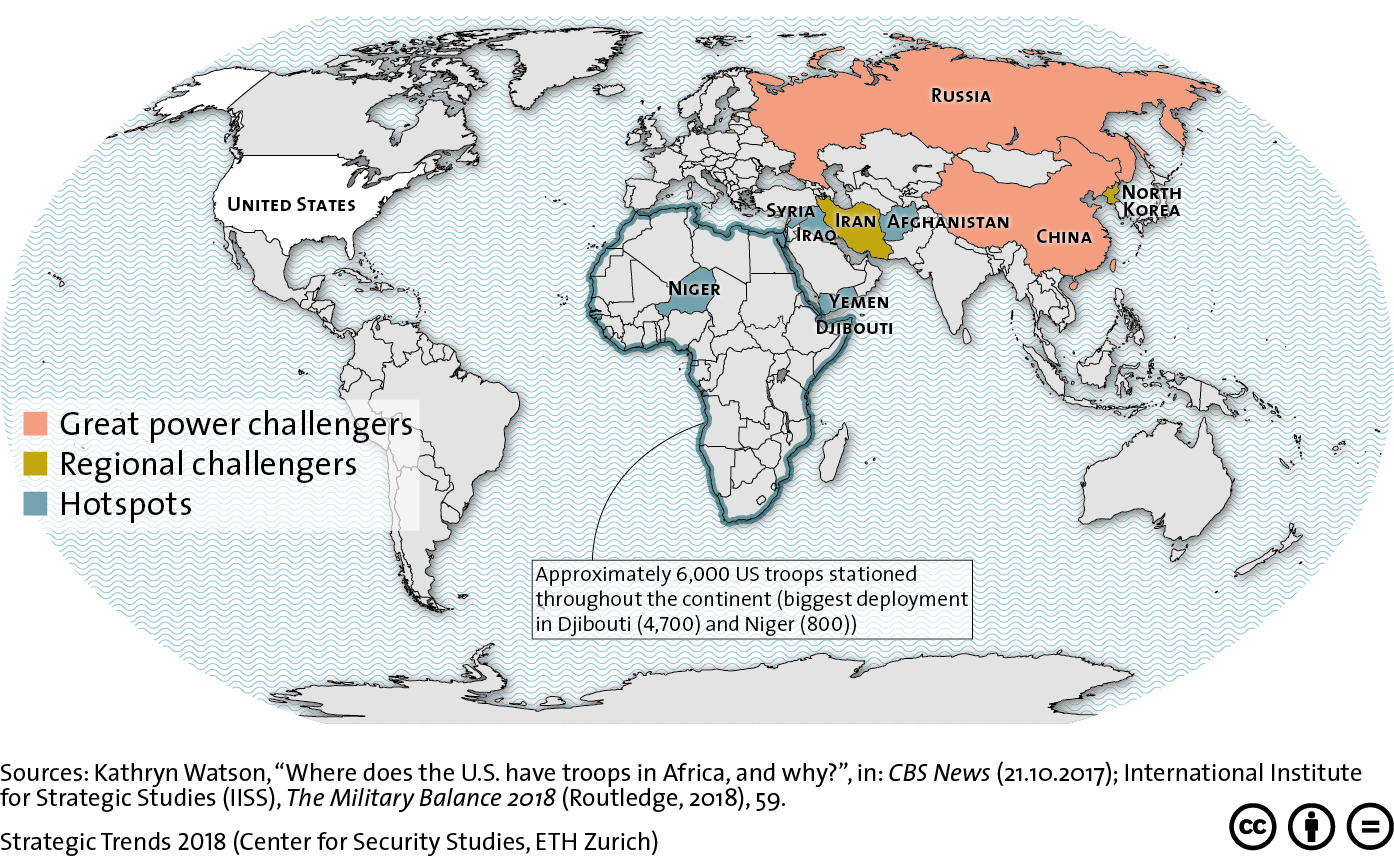 The Return of Geopolitics from a US Perspective « CSS Blog Network